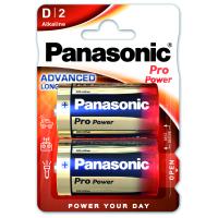 Батарейка PANASONIC D LR20 Pro Power * 2 (LR20XEG/2BP)
