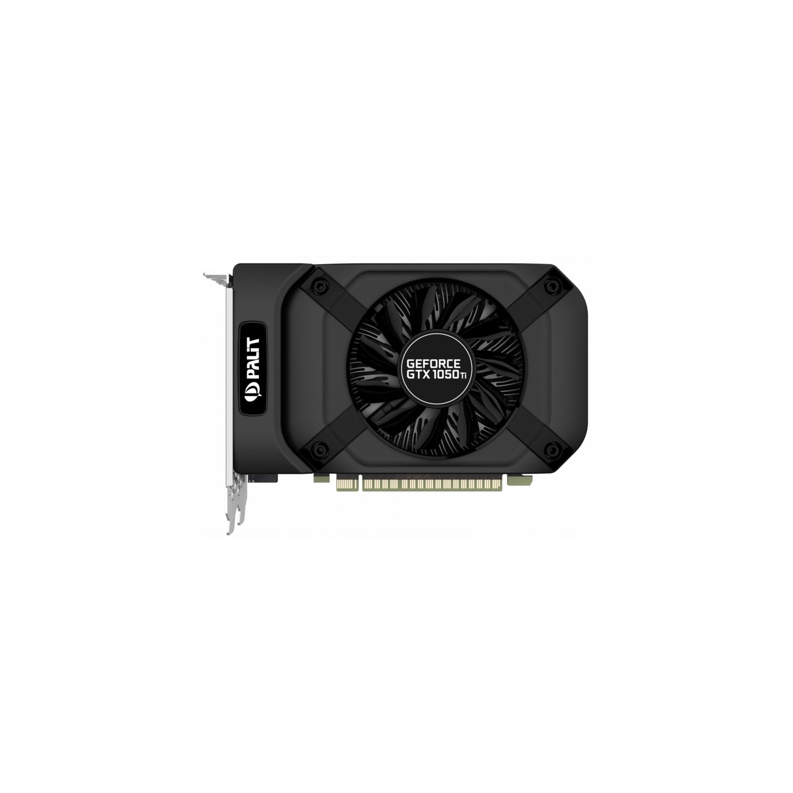 Відеокарта PALIT GeForce GTX1050 Ti 4096Mb StormX (NE5105T018G1-1070F) зображення 2