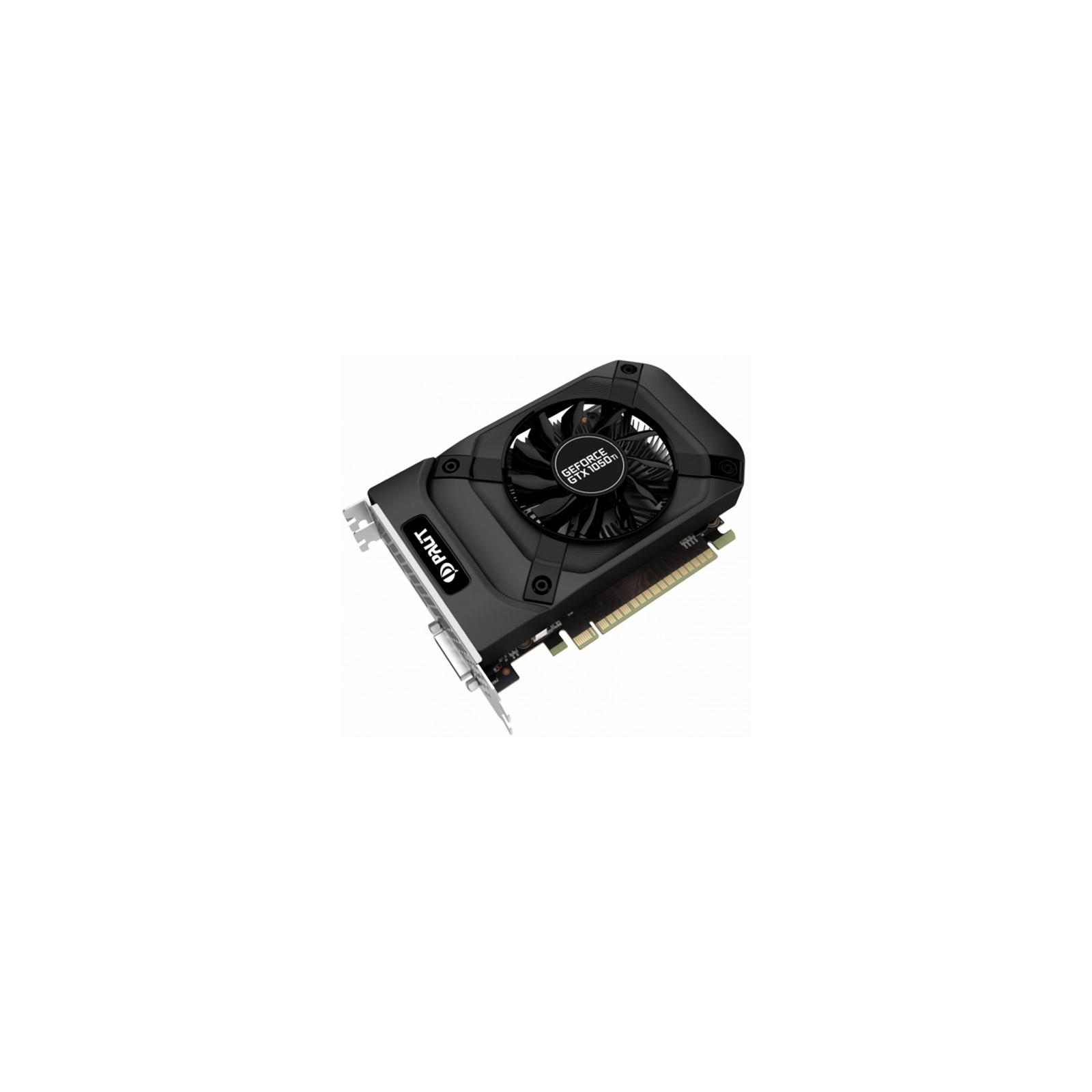 Відеокарта PALIT GeForce GTX1050 Ti 4096Mb StormX (NE5105T018G1-1070F) зображення 3