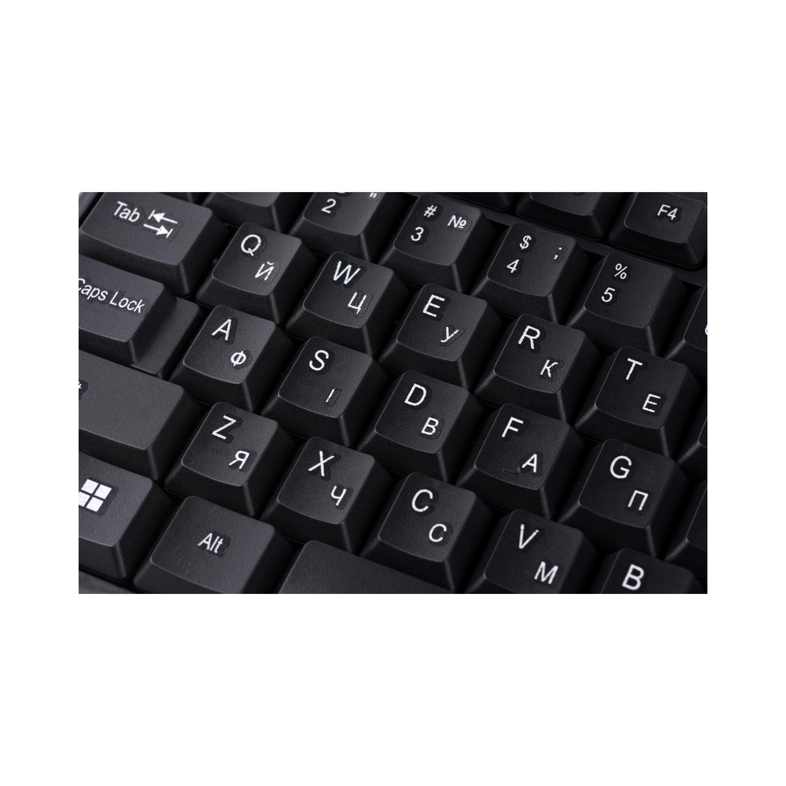 Клавіатура Vinga KB110BK зображення 7
