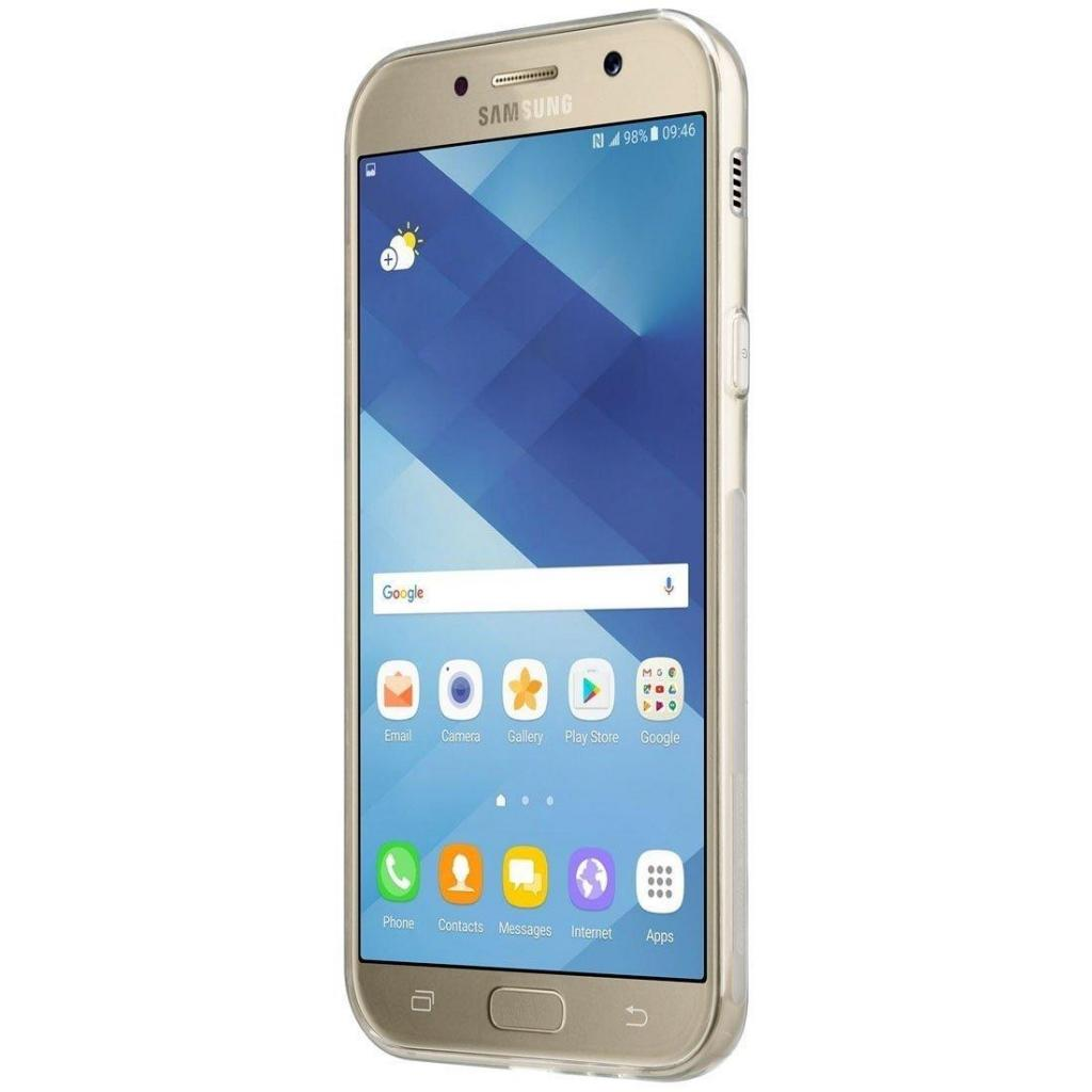 Чехол для моб. телефона SmartCase Samsung Galaxy A7 /A720 TPU Clear (SC-A7) изображение 2