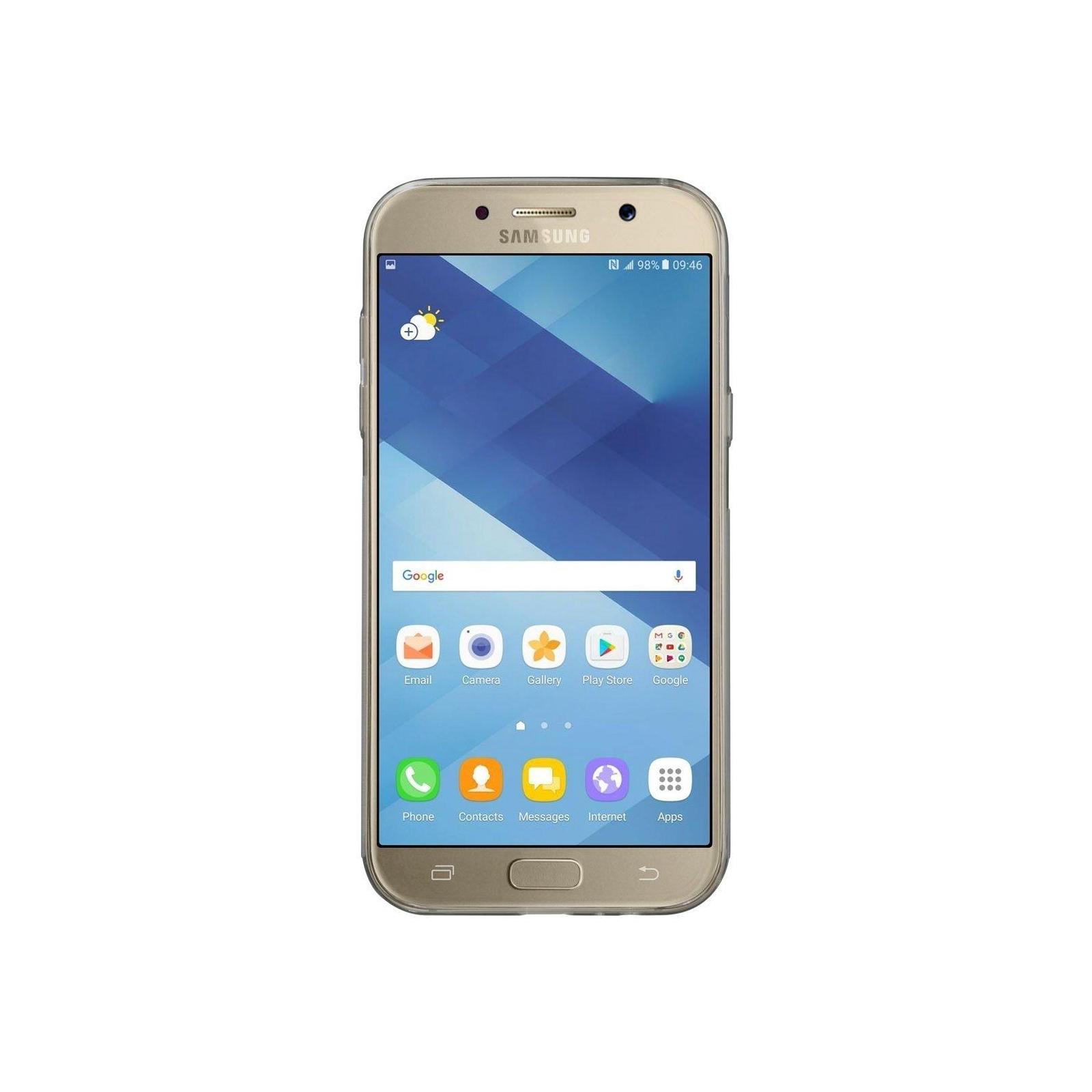 Чехол для моб. телефона SmartCase Samsung Galaxy A7 /A720 TPU Clear (SC-A7) изображение 4