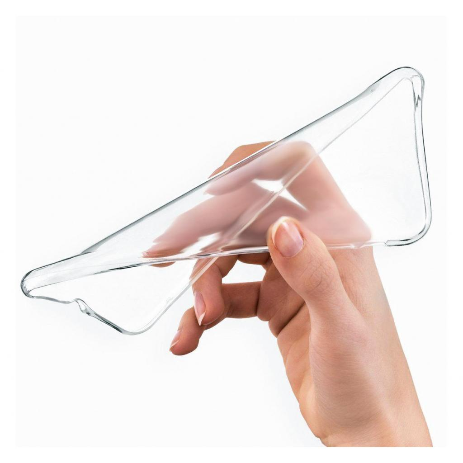 Чехол для моб. телефона SmartCase Samsung Galaxy A7 /A720 TPU Clear (SC-A7) изображение 6