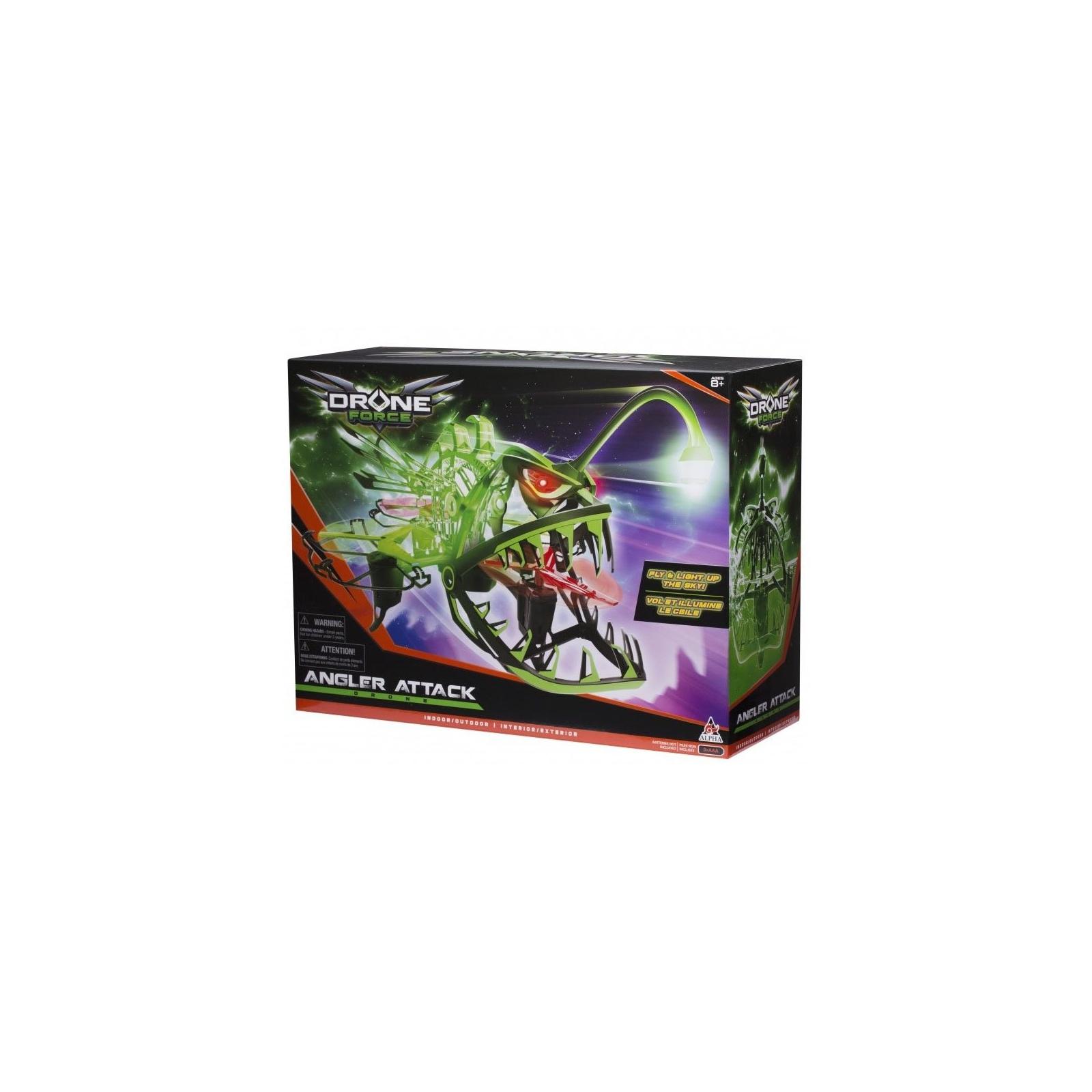 Квадрокоптер Auldey Drone Force дослідник та захісник Angler Attack (YW858300) зображення 4