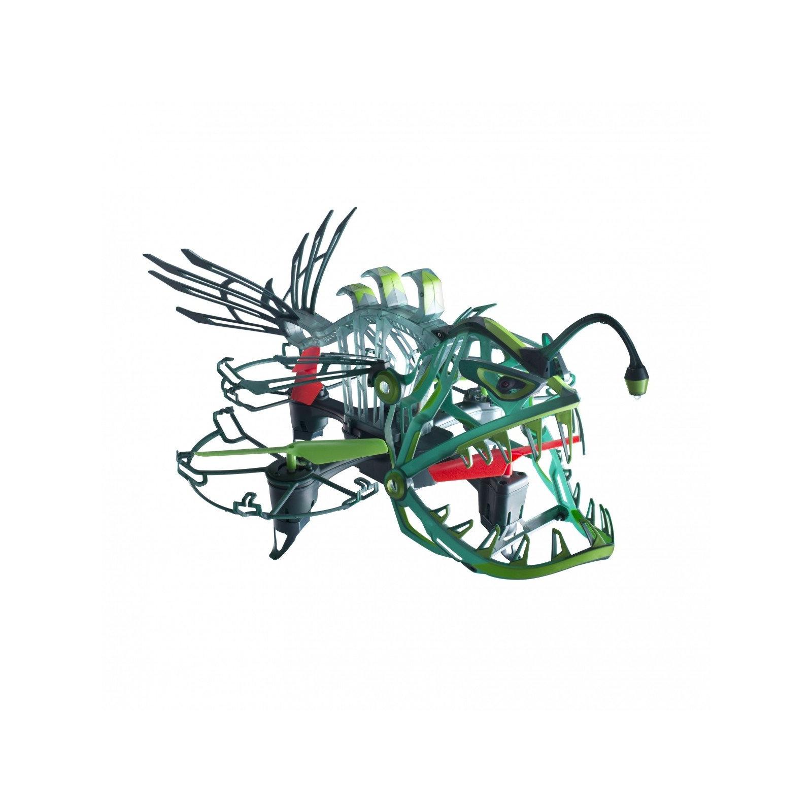 Квадрокоптер Auldey Drone Force дослідник та захісник Angler Attack (YW858300)
