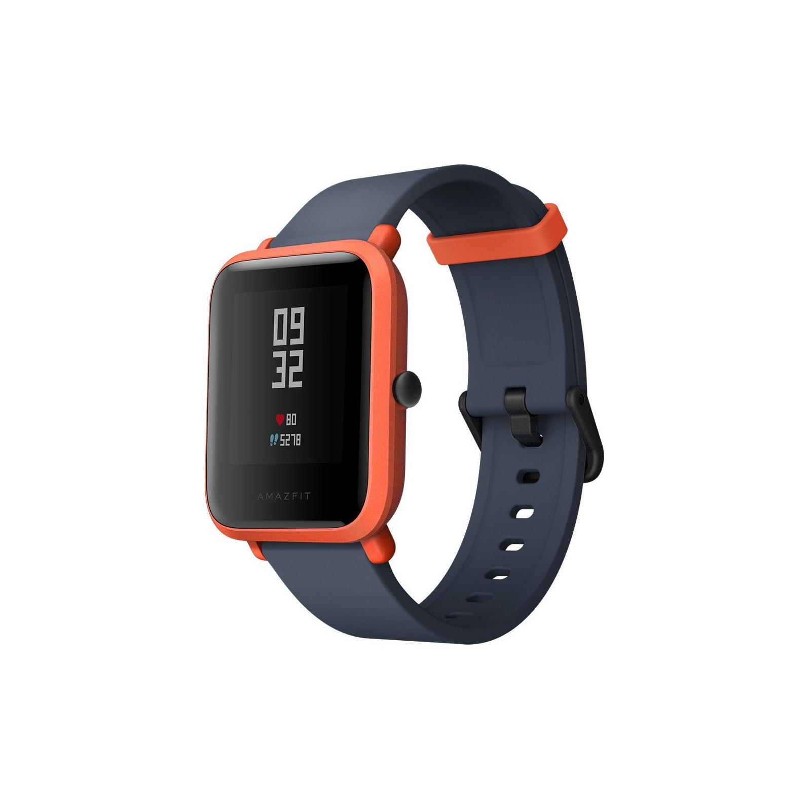05306379c93e Смарт-часы Amazfit Bip Cinnabar Red (UYG4022RT) цены в Киеве и ...