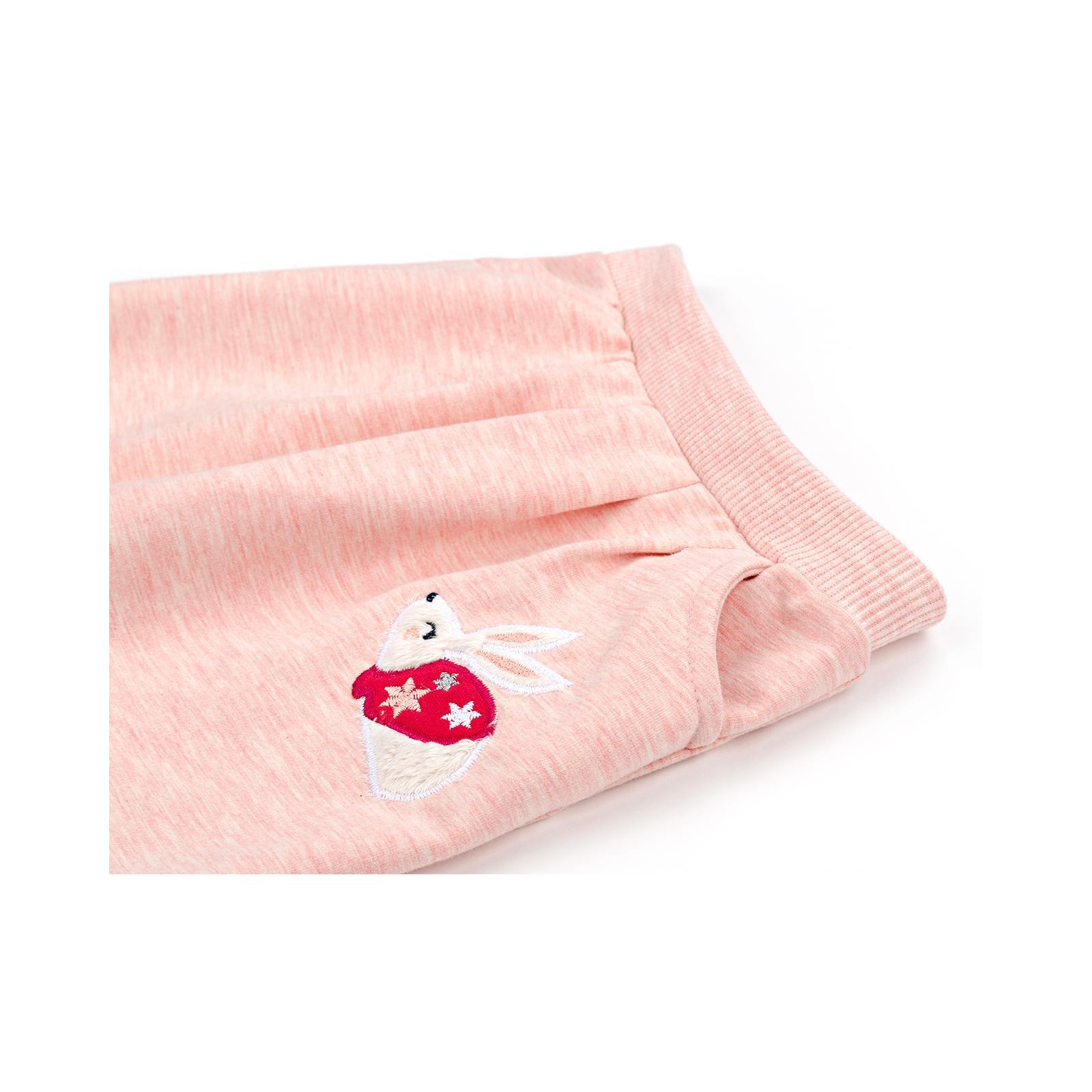 Набор детской одежды Breeze с зайчиками (10214-80G-peach) изображение 10