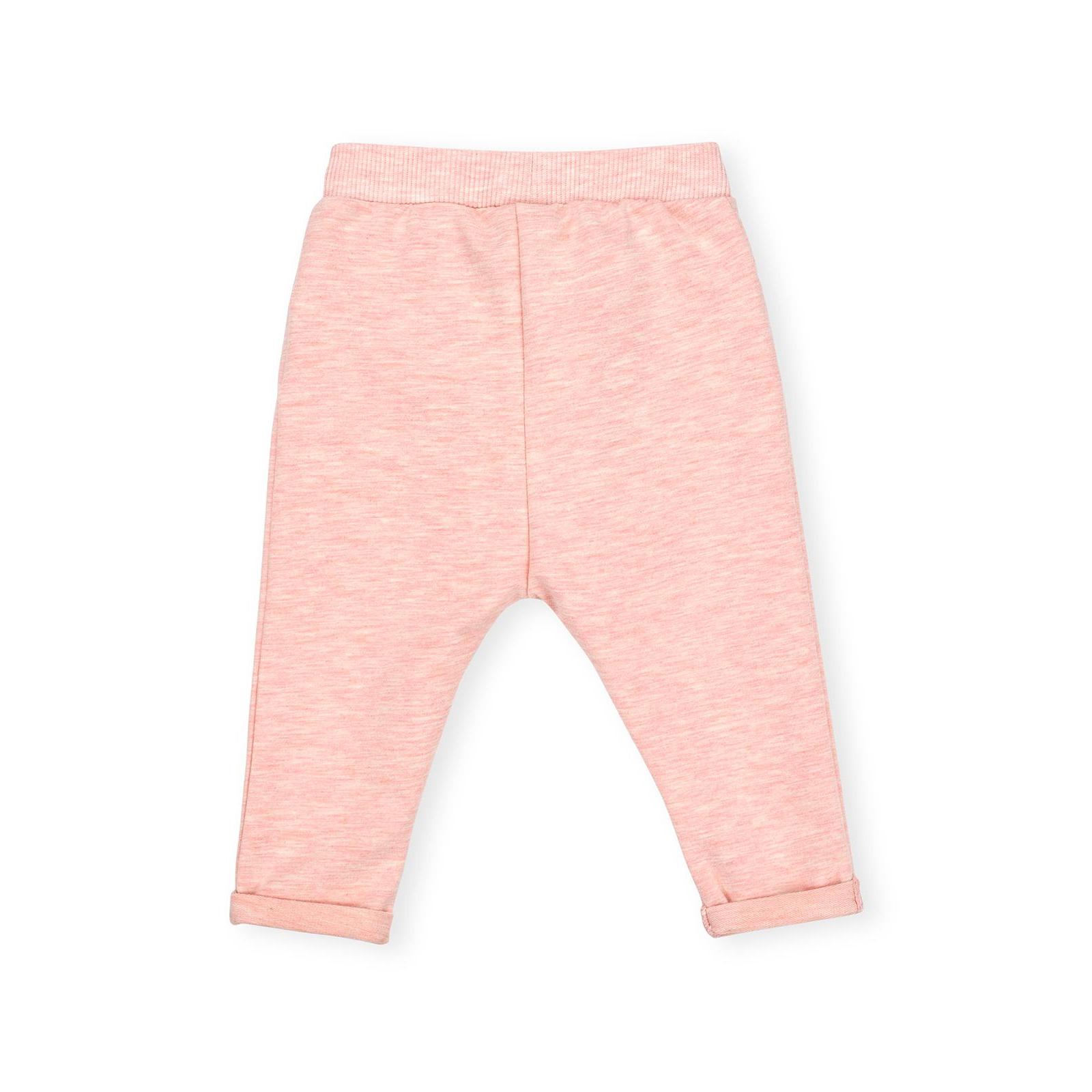 Набор детской одежды Breeze с зайчиками (10214-80G-peach) изображение 6