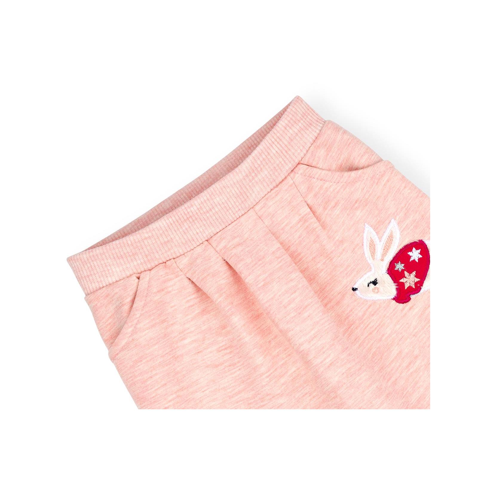 Набор детской одежды Breeze с зайчиками (10214-80G-peach) изображение 8