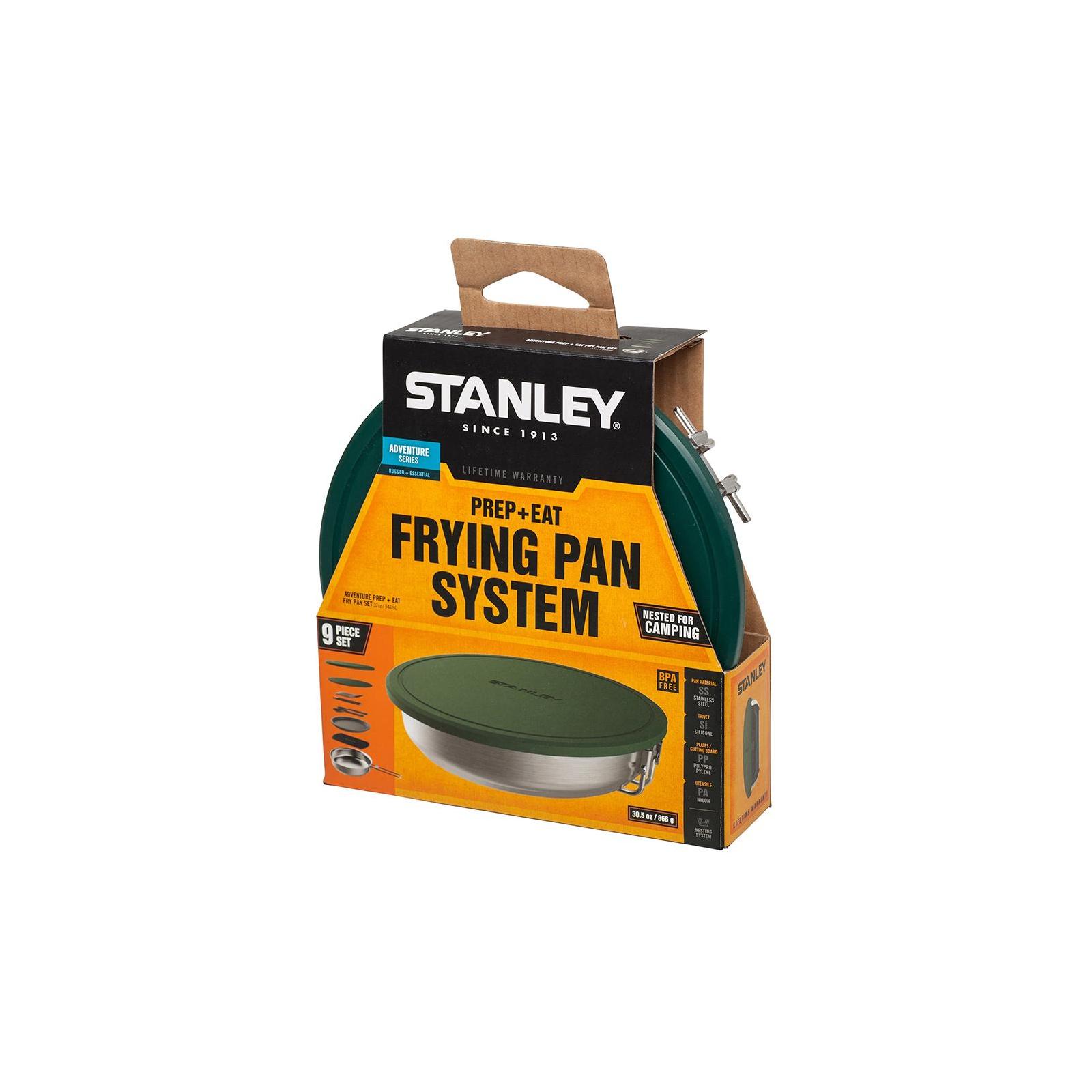 Набор туристической посуды Stanley Adventure Fry Pan 0.95 Л (6939236350013) изображение 4