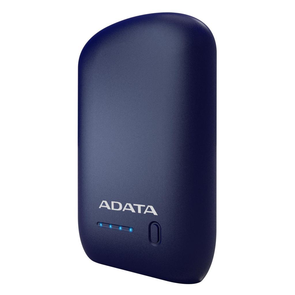 Батарея универсальная ADATA P10050 10050mAh DARK BLUE (AP10050-DUSB-5V-CDB)
