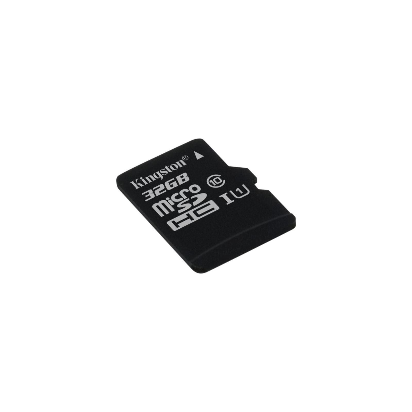 Карта памяти Kingston 32GB microSDHC class 10 UHS-I (SDCS/32GBSP) изображение 2