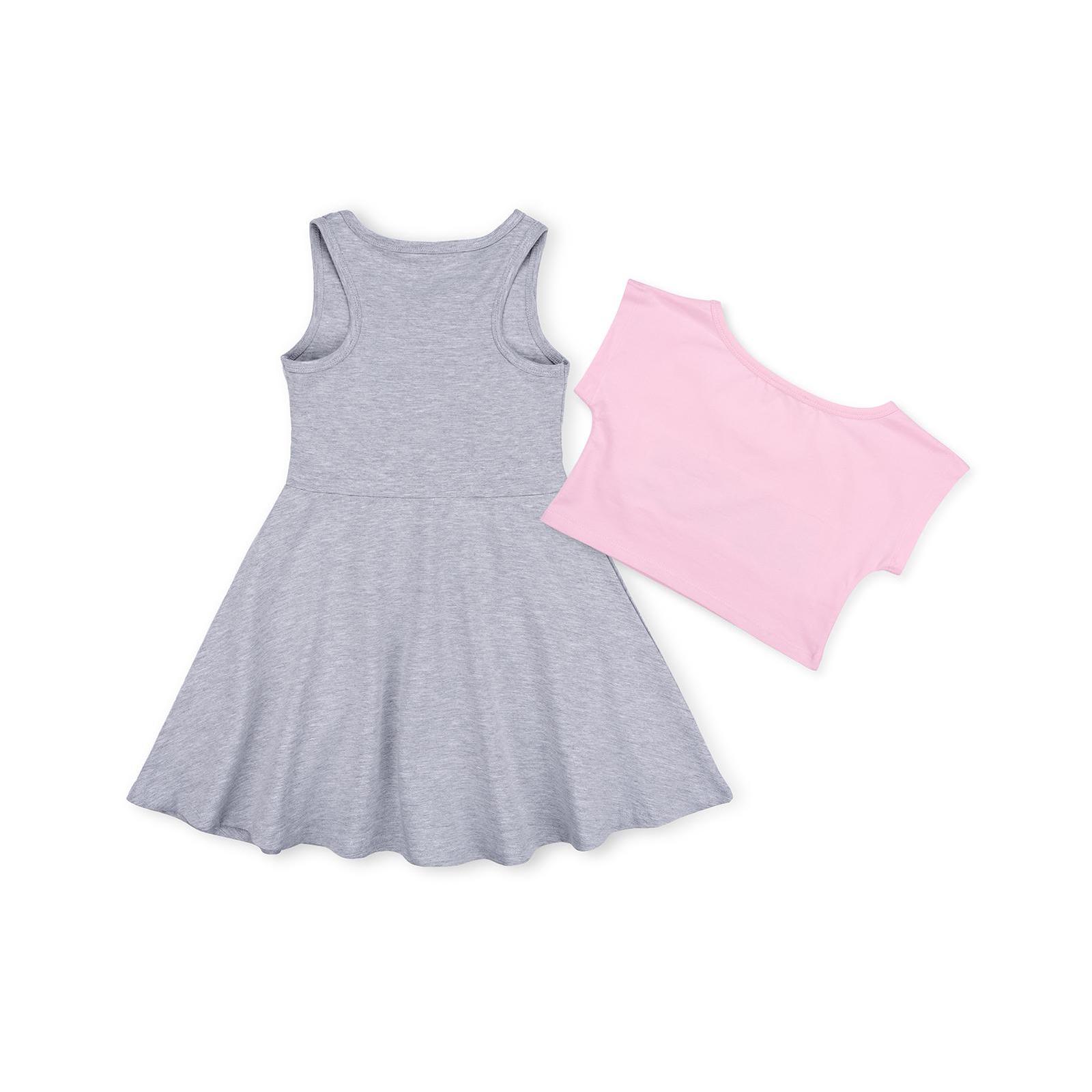"""Платье Breeze с топом """"ANGEL"""" (10254-116G-pink) изображение 5"""