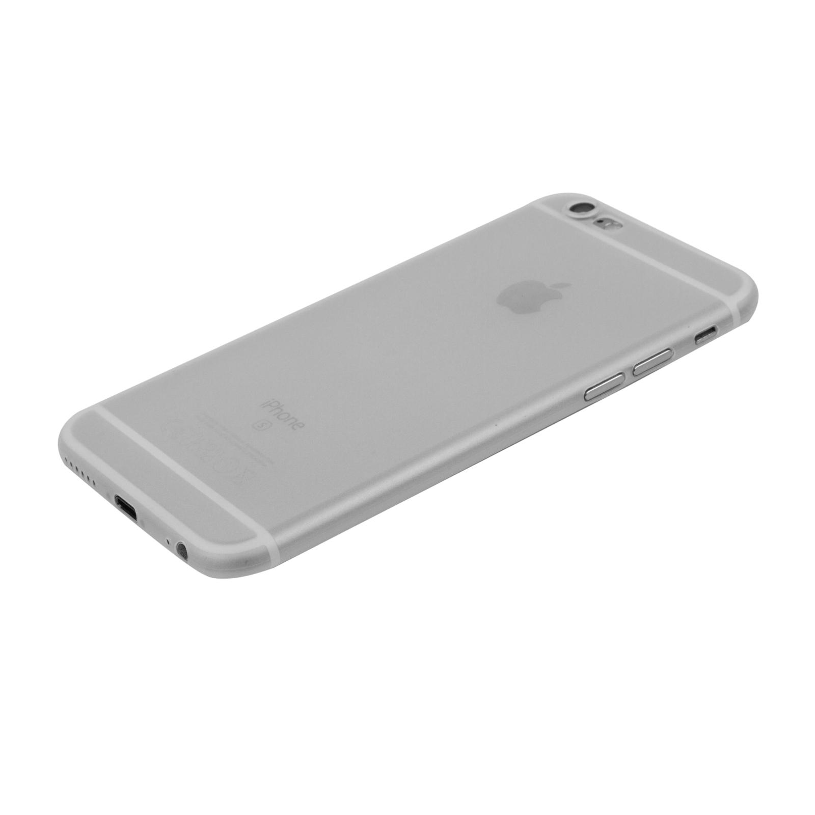 Чехол для моб. телефона MakeFuture Ice Case (PP) для Apple iPhone 6 White (MCI-AI6WH) изображение 4