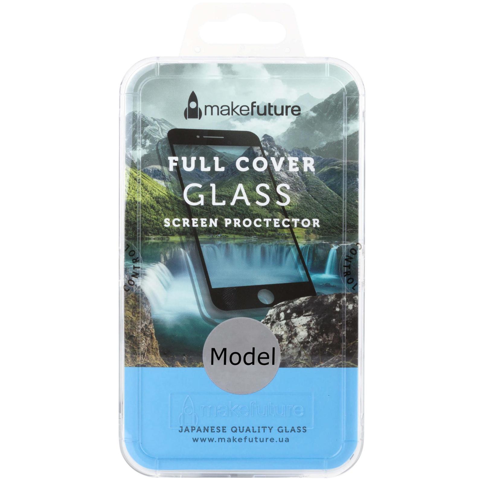 Стекло защитное MakeFuture для Honor 7X Black Full Cover (MGFC-H7XB)