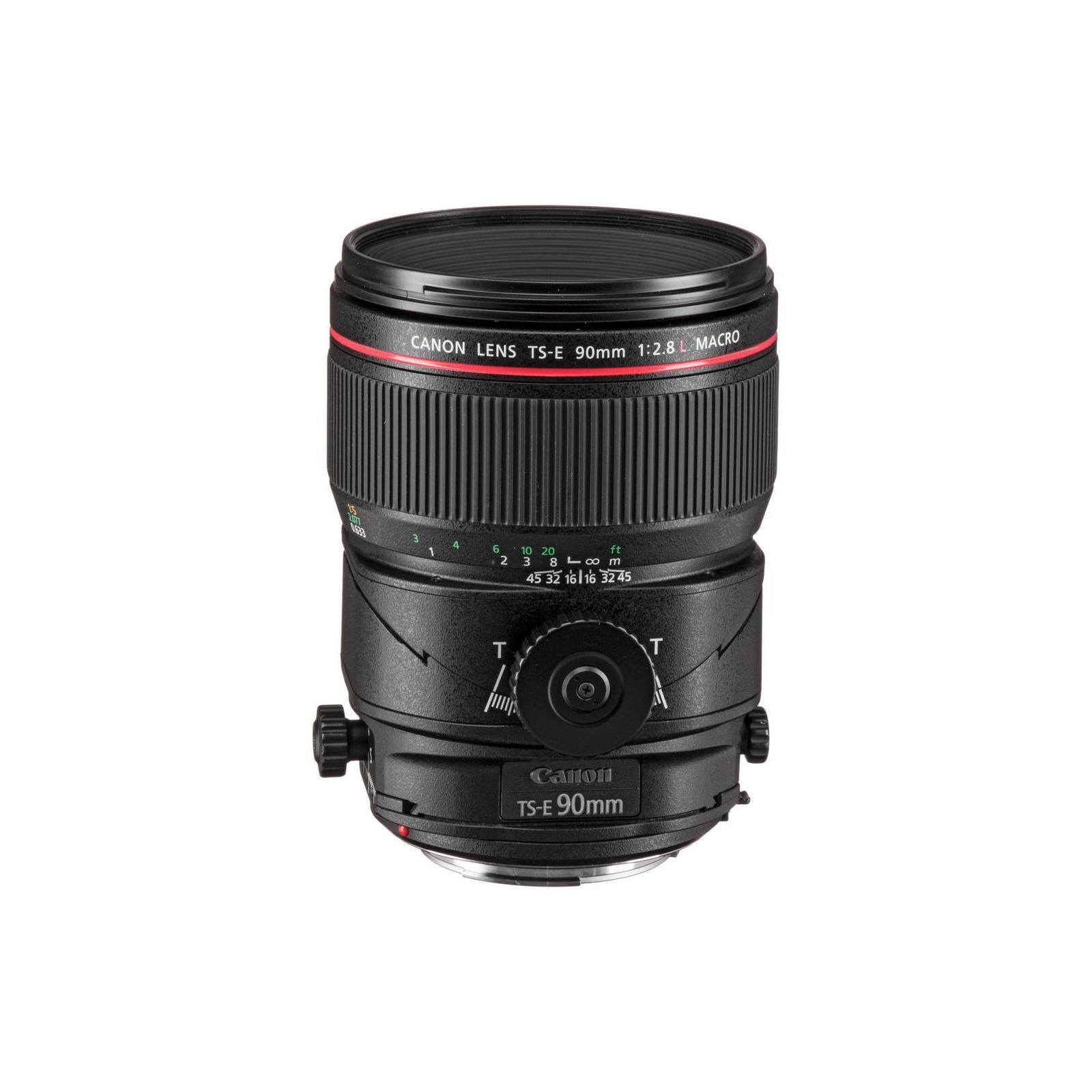 Объектив Canon TS-E 90mm f/2.8 L Macro (2274C005) изображение 7