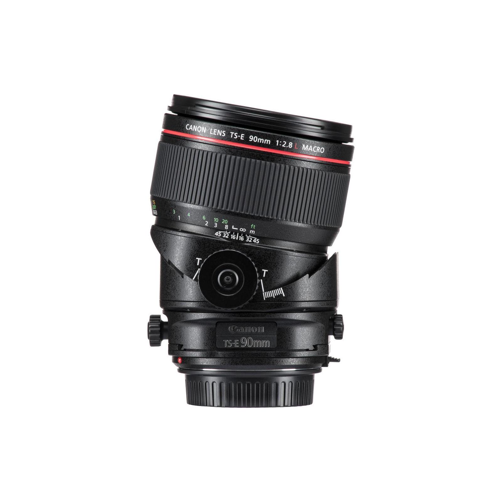 Объектив Canon TS-E 90mm f/2.8 L Macro (2274C005) изображение 9