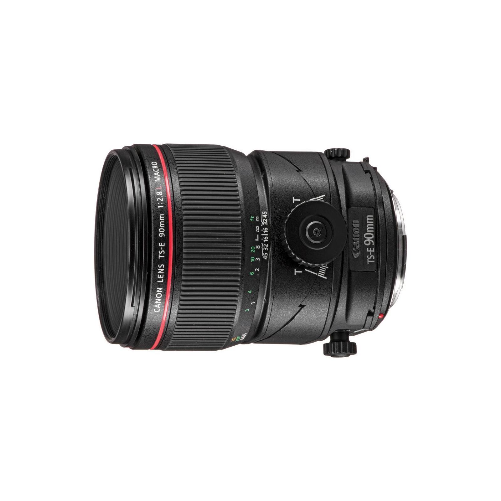 Объектив Canon TS-E 90mm f/2.8 L Macro (2274C005)