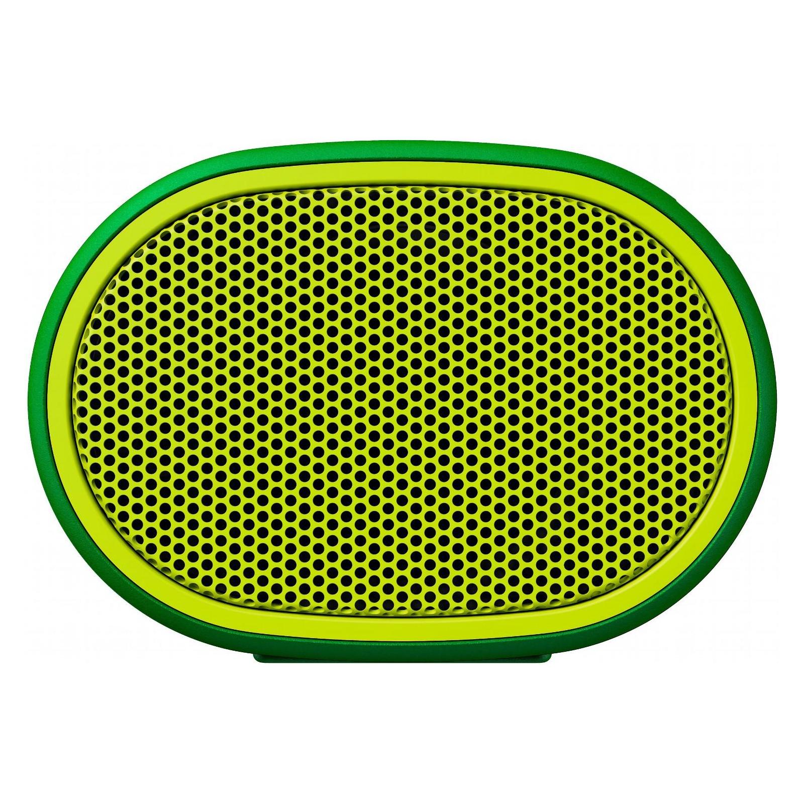 Акустическая система SONY SRS-XB01 Green (SRSXB01G.RU2) изображение 2
