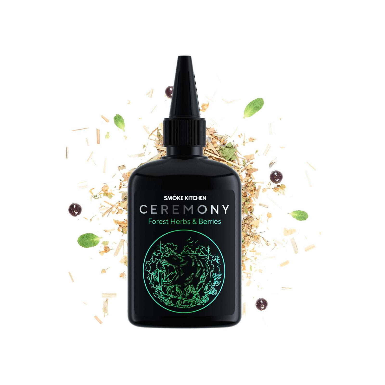 "Жидкость для электронных сигарет Smoke Kitchen Ceremony ""Forest herbs & Berries"" 100 ml 3 мг/мл (CRM-FH-3)"