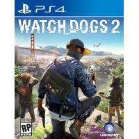Гра SONY Watch Dogs 2 [PS4, Russian version] на BD диске (8111694)