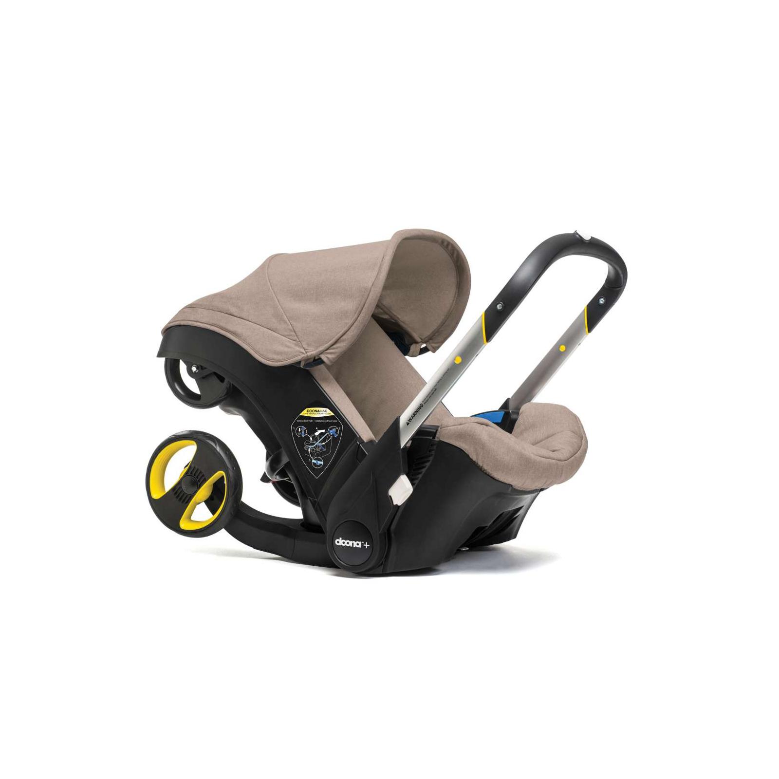 Автокресло Doona Infant Car Seat / Серое (SP150-20-006-015) изображение 2