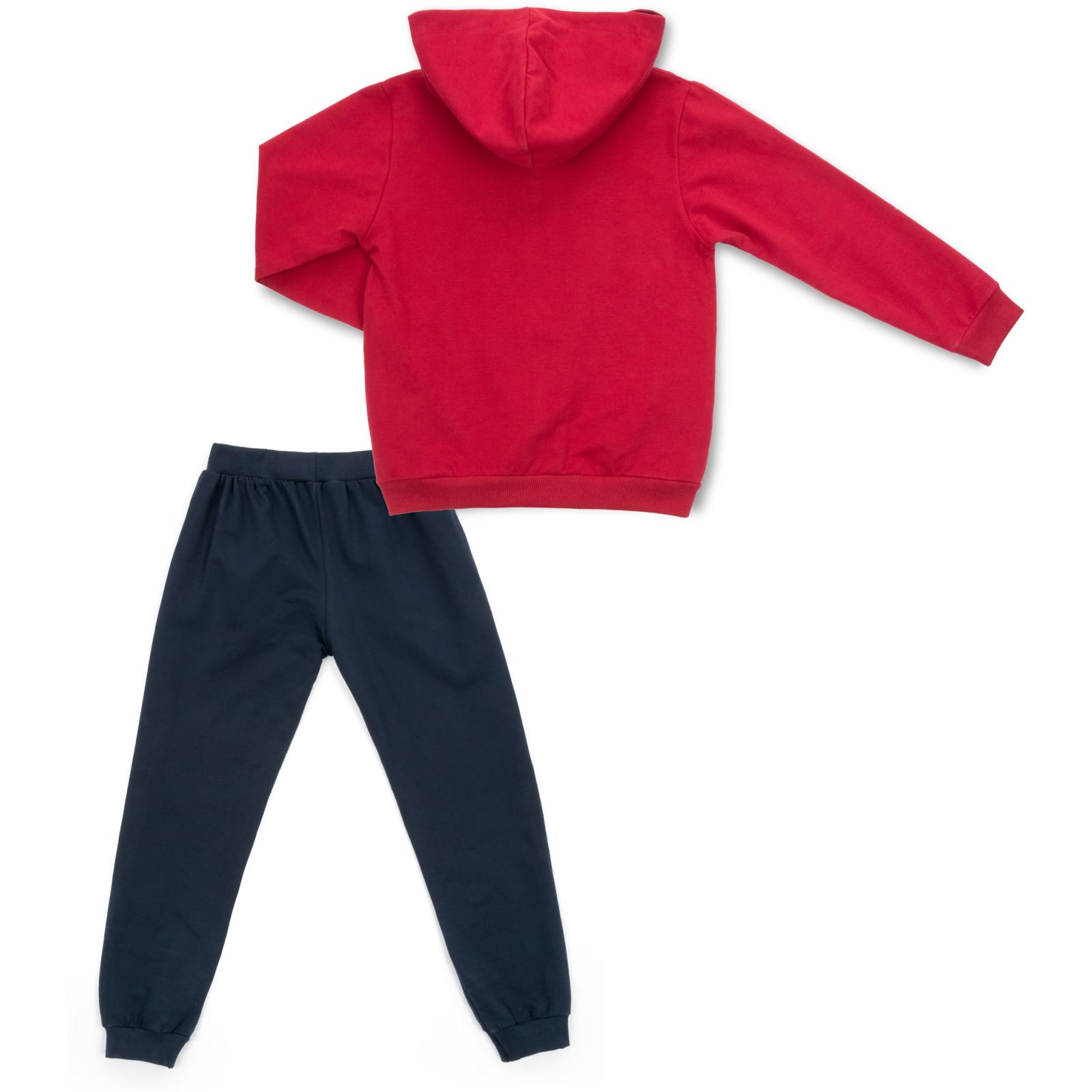 """Спортивный костюм Breeze """"95"""" (13196-140B-redblue) изображение 4"""