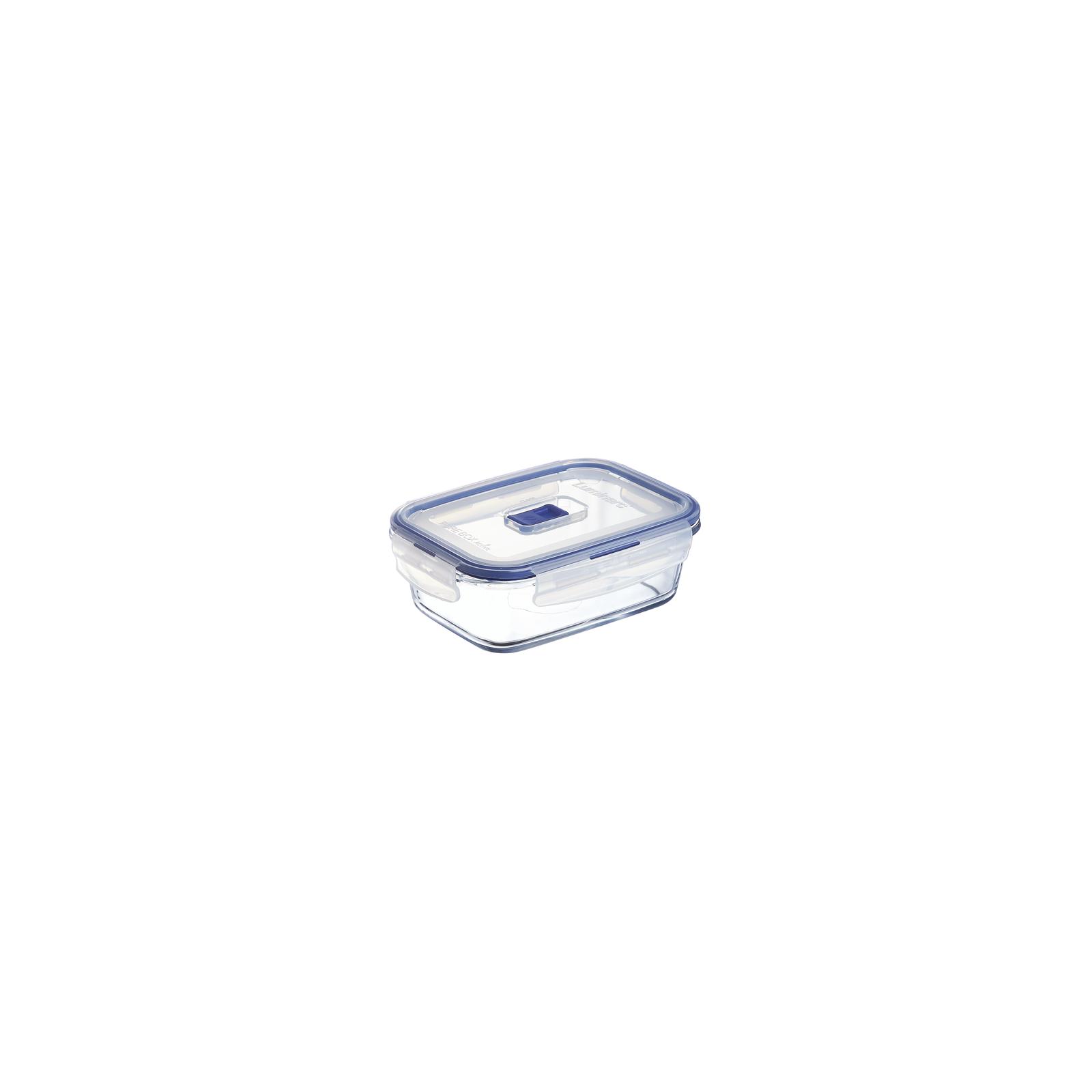Пищевой контейнер Luminarc Pure Box Active набор 3шт прямоуг. 380мл/820мл/1220мл (P5275) изображение 3