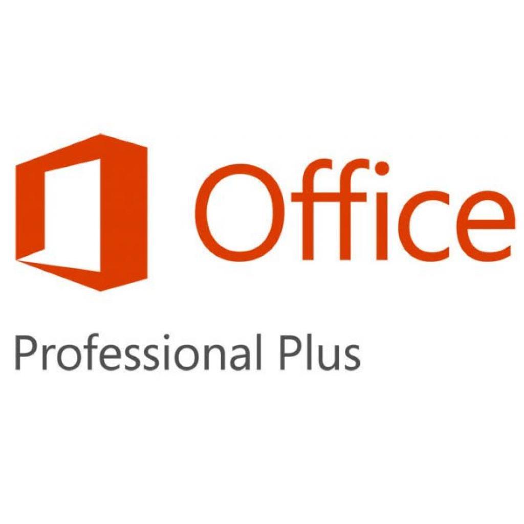Программная продукция Microsoft OfficeProPlus SNGL SA NL (269-05823)