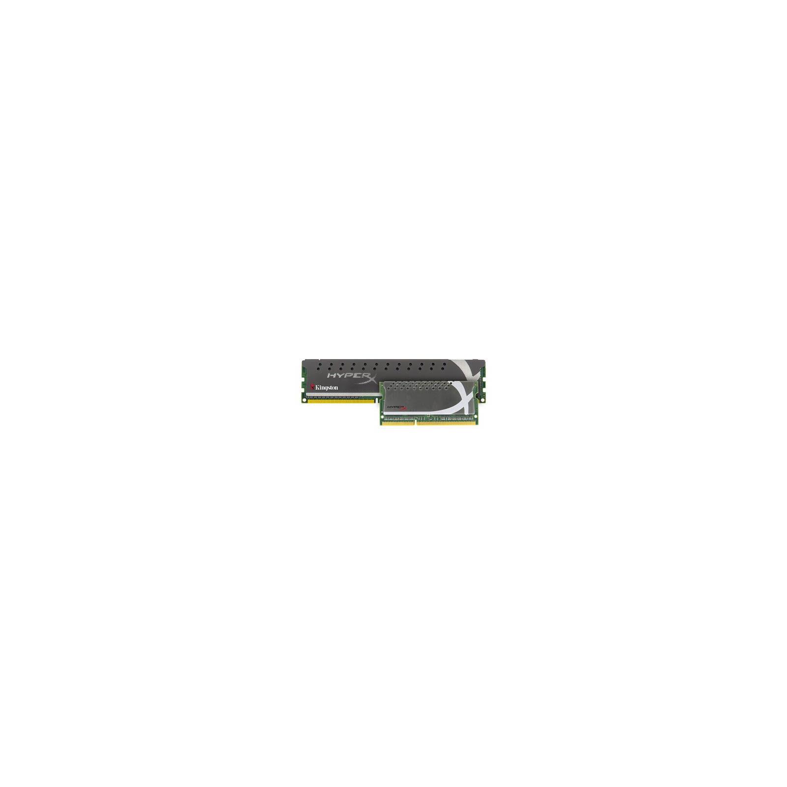 Модуль памяти для компьютера DDR3 8GB (2x4GB) 1866 MHz Kingston (KHX1866C11D3P1K2/8G)