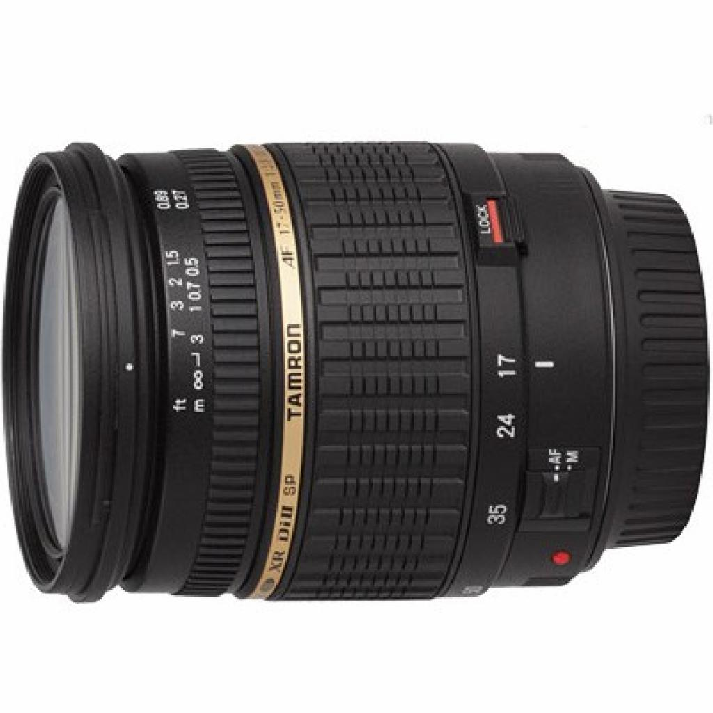 Объектив SP AF 17-50mm f/2.8 XR Di II LD Asp. (IF) for Canon Tamron (AF 17-50mm for Canon)