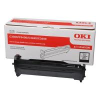 Фотокондуктор OKI C3300/3400/C3450/C3600 black (43460208)
