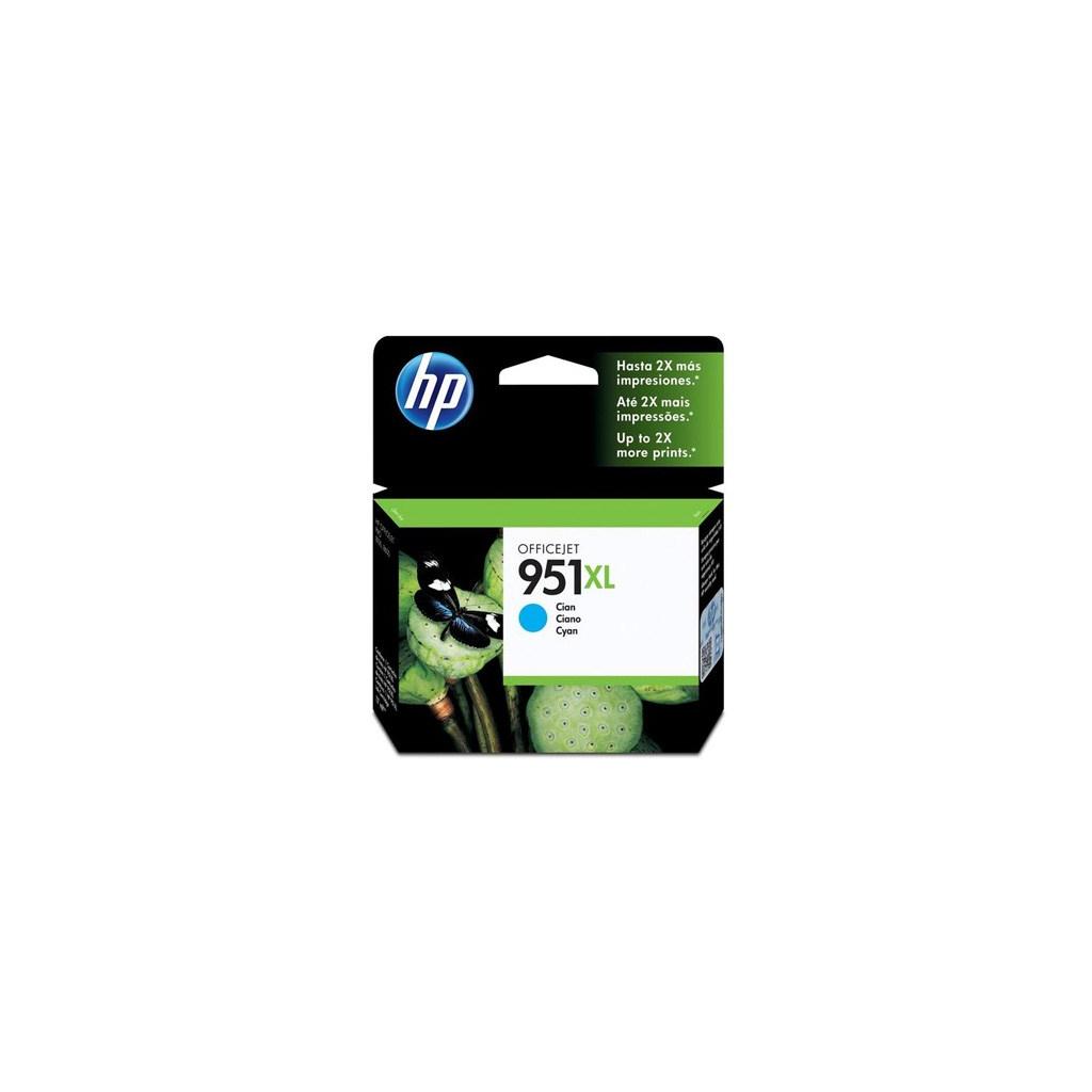 Картридж HP DJ No.951 XL OJ Pro 8100 N811 Cyan (CN046AE)