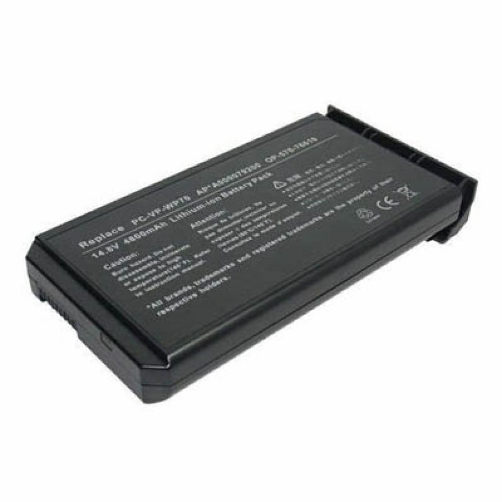 Аккумулятор для ноутбука Fujitsu-Siemens 21-92287-02 Amilo V BatteryExpert (21-92287-02 BL 44)