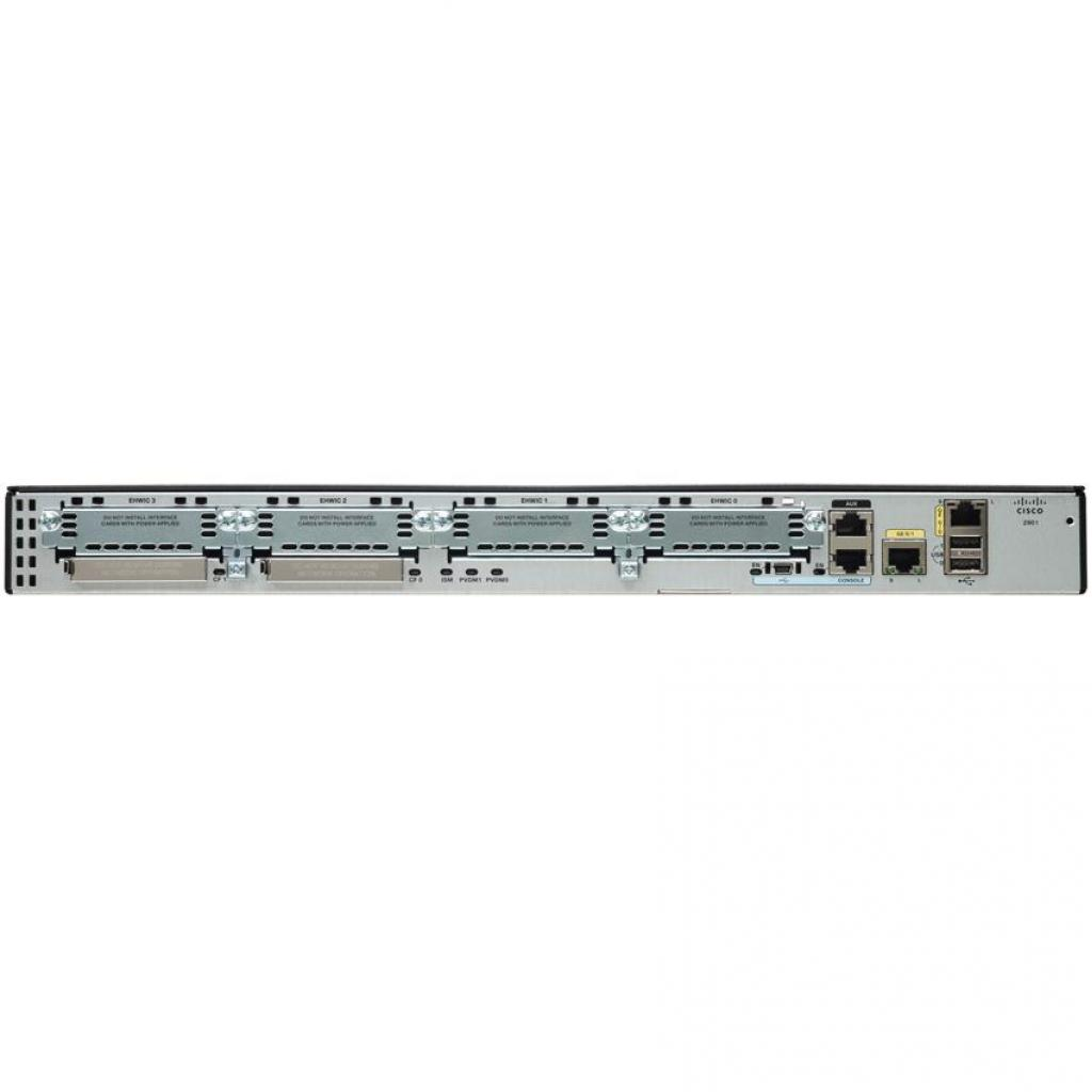 Маршрутизатор Cisco CISCO2901/K9 изображение 2