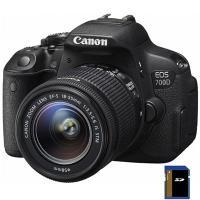 Цифровой фотоаппарат Canon EOS 700D 18-55 IS STM lens kit (8596B031)