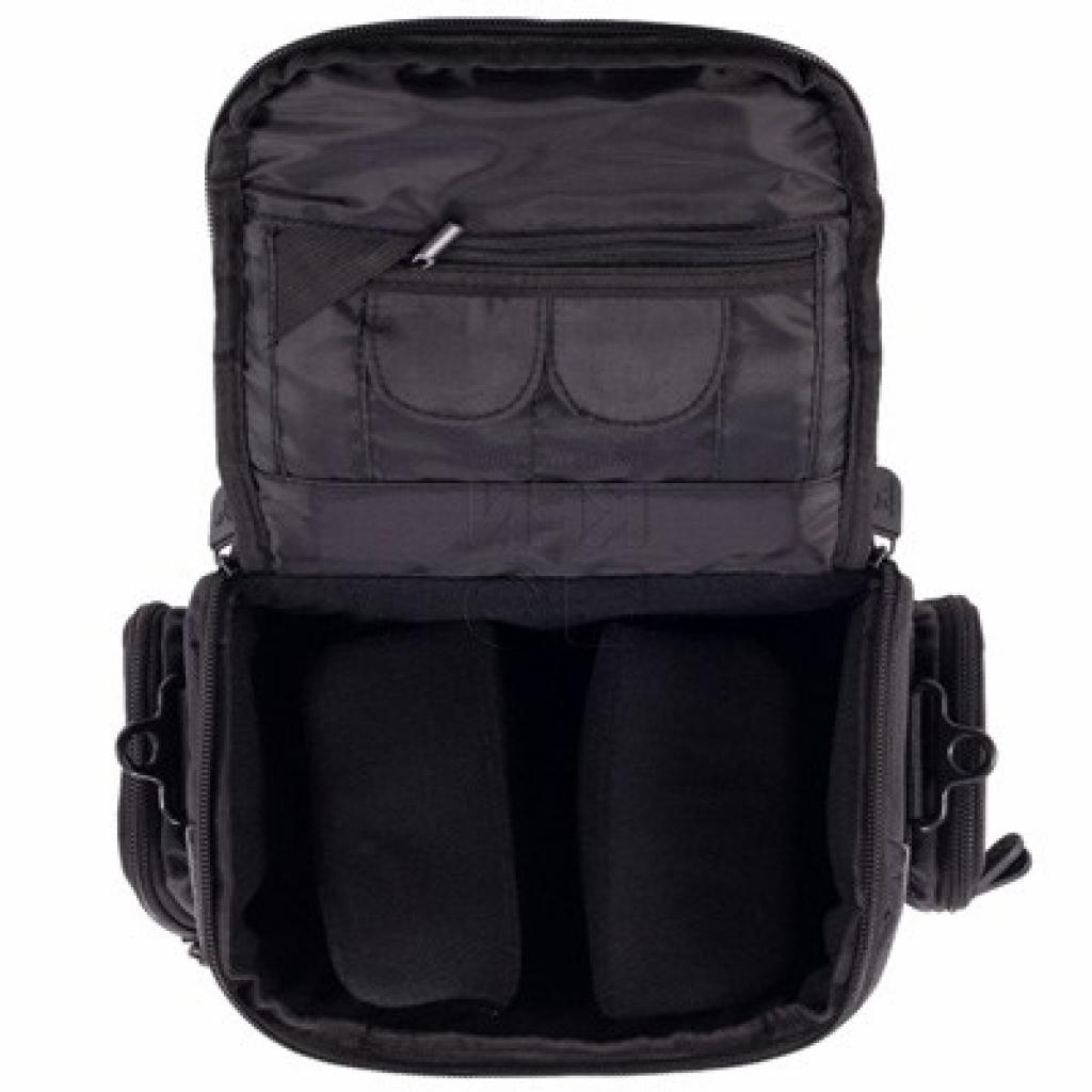 Фото-сумка RivaCase SLR Case (7229 Black/Grey) изображение 2