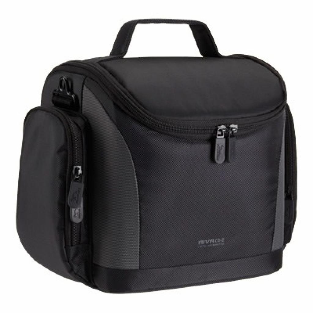 Фото-сумка RivaCase SLR Case (7229 Black/Grey)
