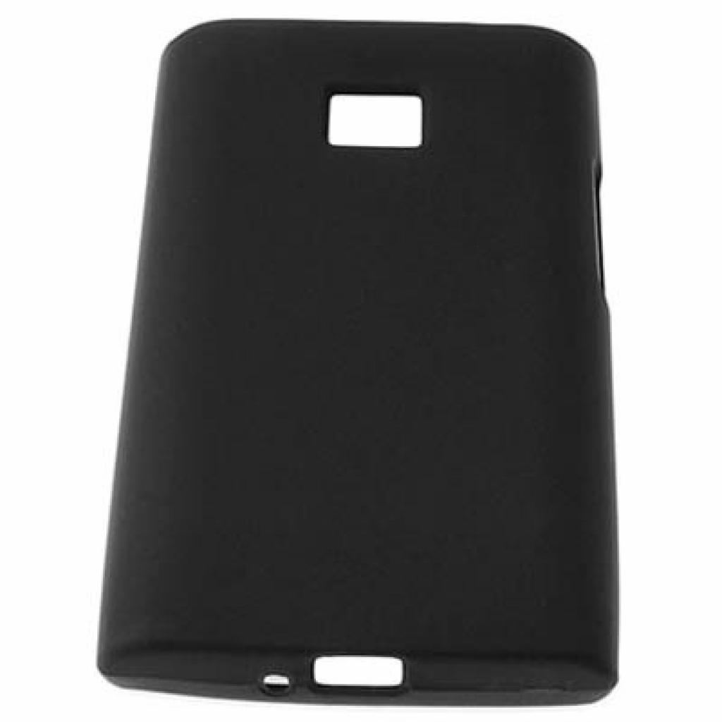 Чехол для моб. телефона Drobak для LG Optimus L3 E405 /Elastic PU (211520)