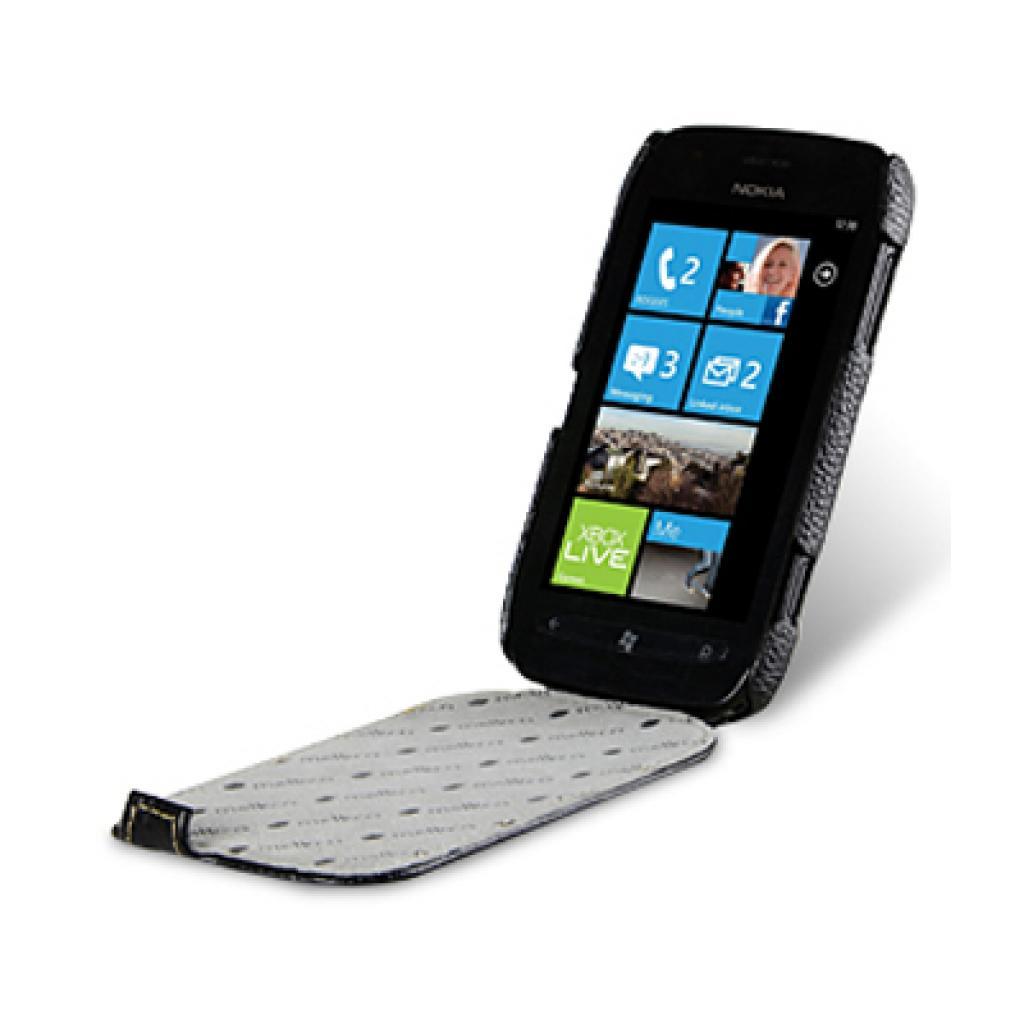 Чехол для моб. телефона Melkco для Nokia 710 black (NKLU71LCJT1BKLC) изображение 4
