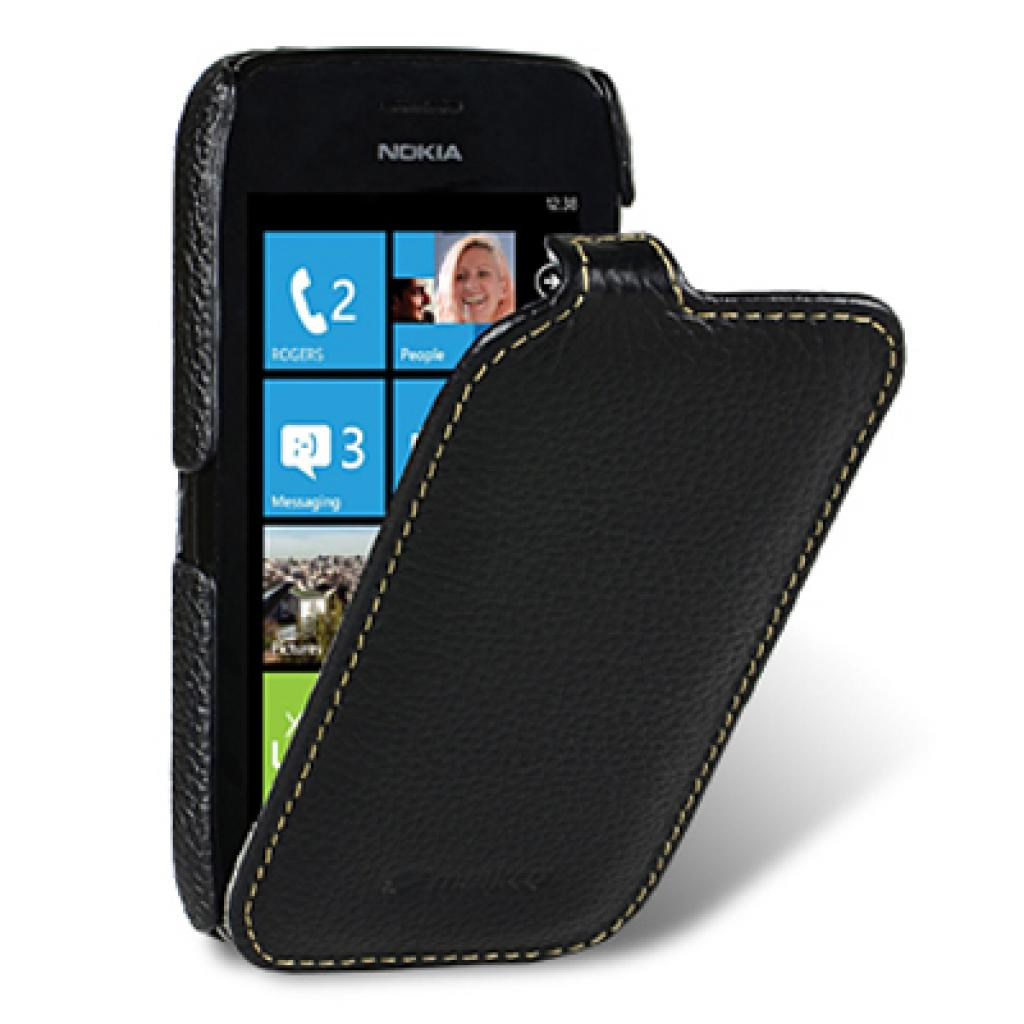 Чехол для моб. телефона Melkco для Nokia 710 black (NKLU71LCJT1BKLC)