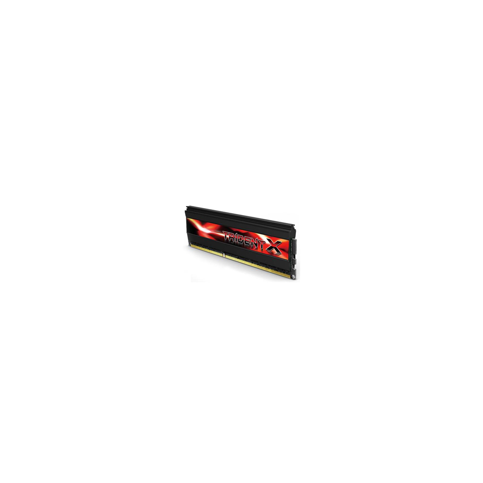 Модуль памяти для компьютера DDR3 16GB (2x8GB) 2666 MHz G.Skill (F3-2666C12D-16GTXD) изображение 3