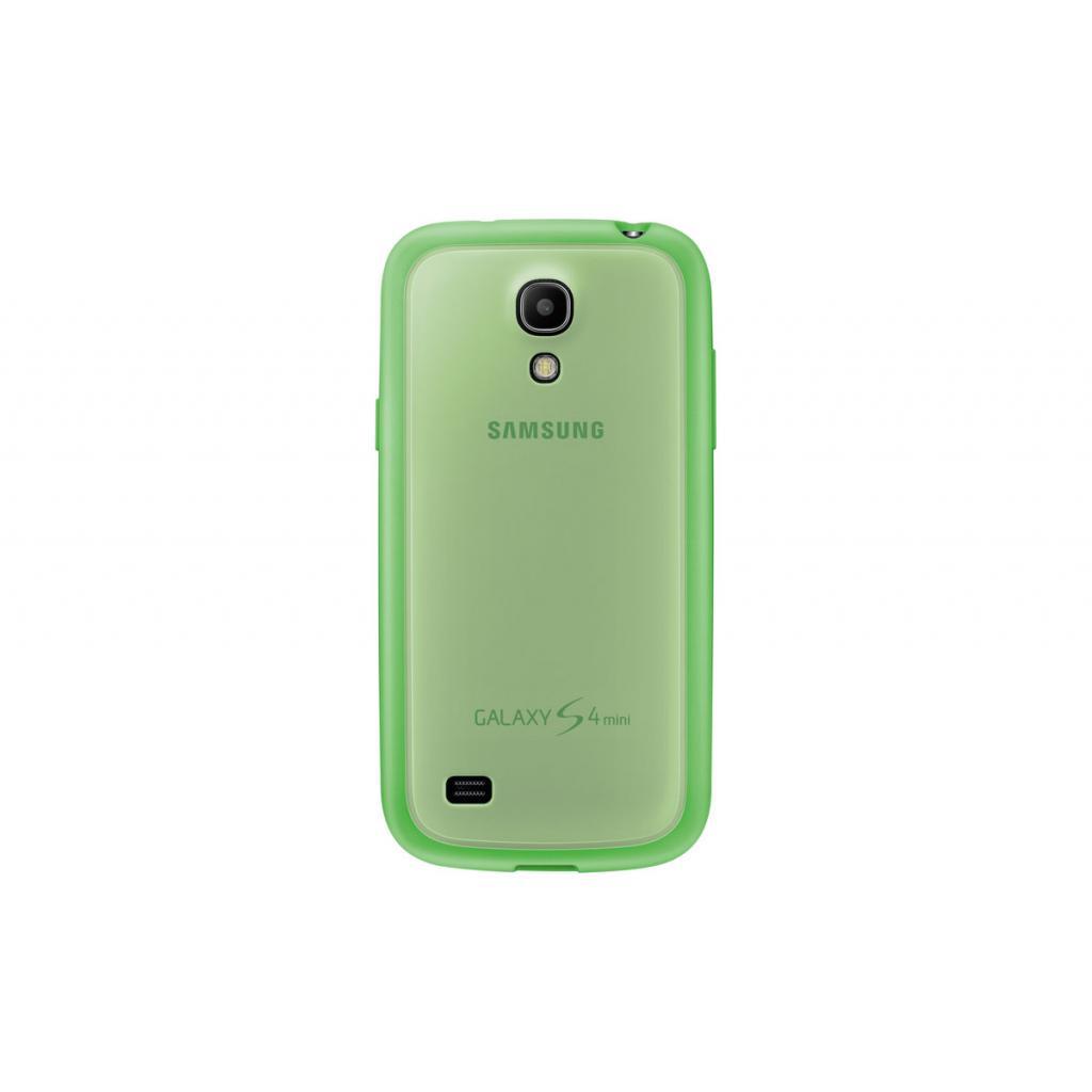 Чехол для моб. телефона Samsung I9195 S4 mini/Yellow Green/накладка (EF-PI919BGEGWW)