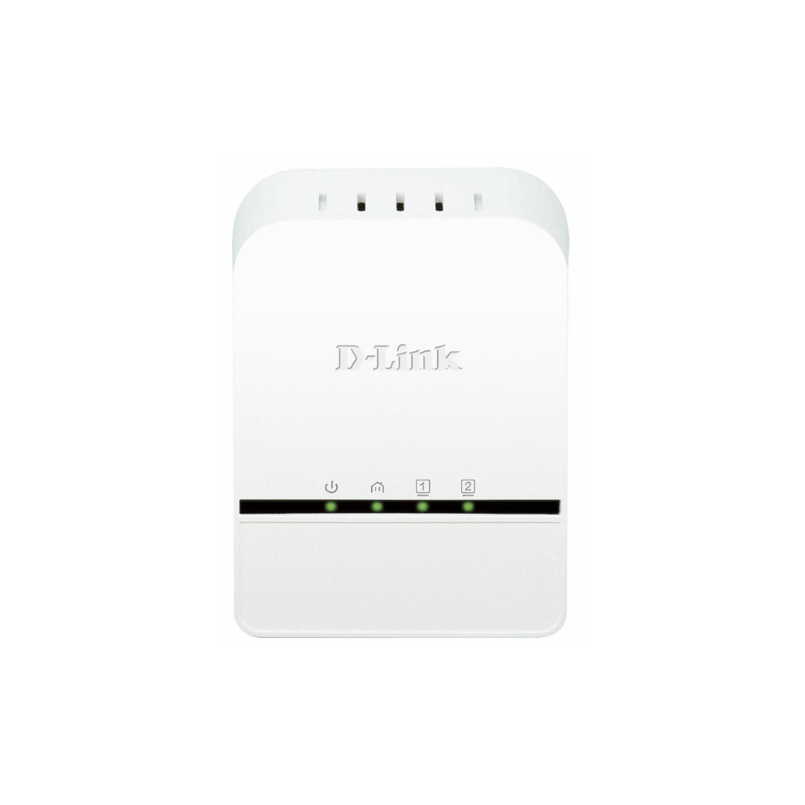 Адаптер Powerline D-Link DHP-329AV изображение 3