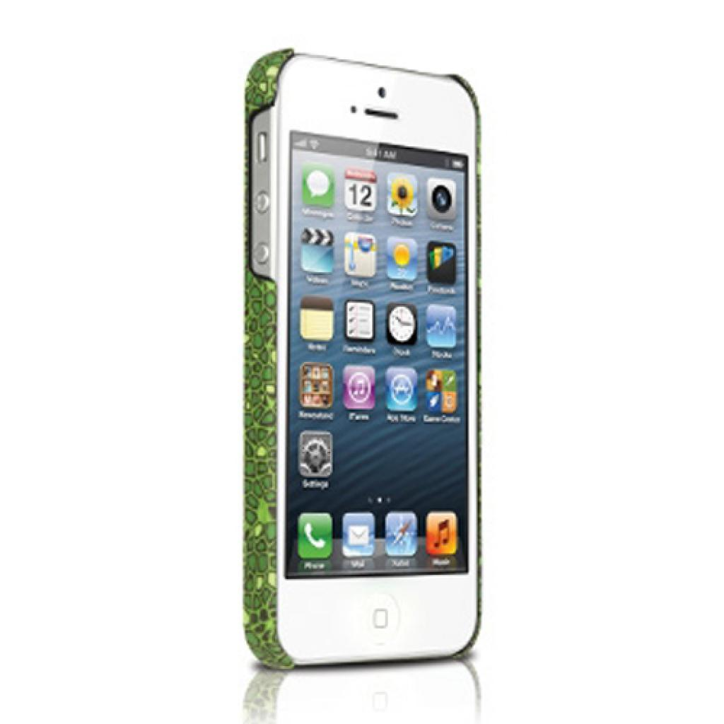 Чехол для моб. телефона ODOYO iPhone 5/5s MOSAIC PERIDOTRIDOT (PH359PT) изображение 2