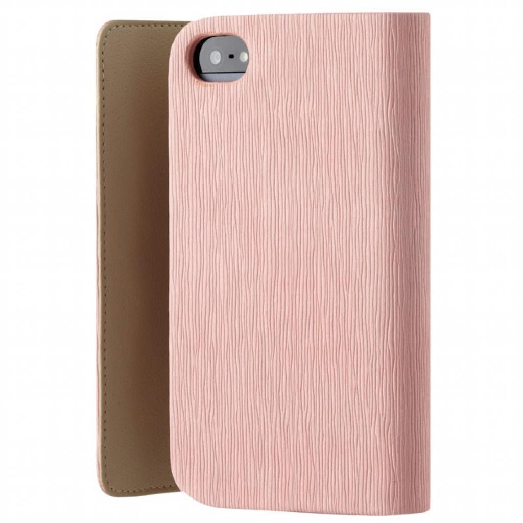 Чехол для моб. телефона OZAKI iPhone 5/5S O!coat Zippy Leather wallet Pink (OC570PK) изображение 2