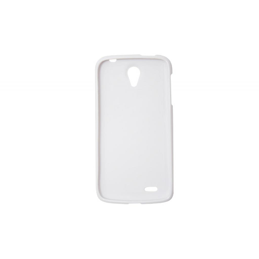 Чехол для моб. телефона Drobak для Lenovo S820 /Elastic PU/White (211439) изображение 2