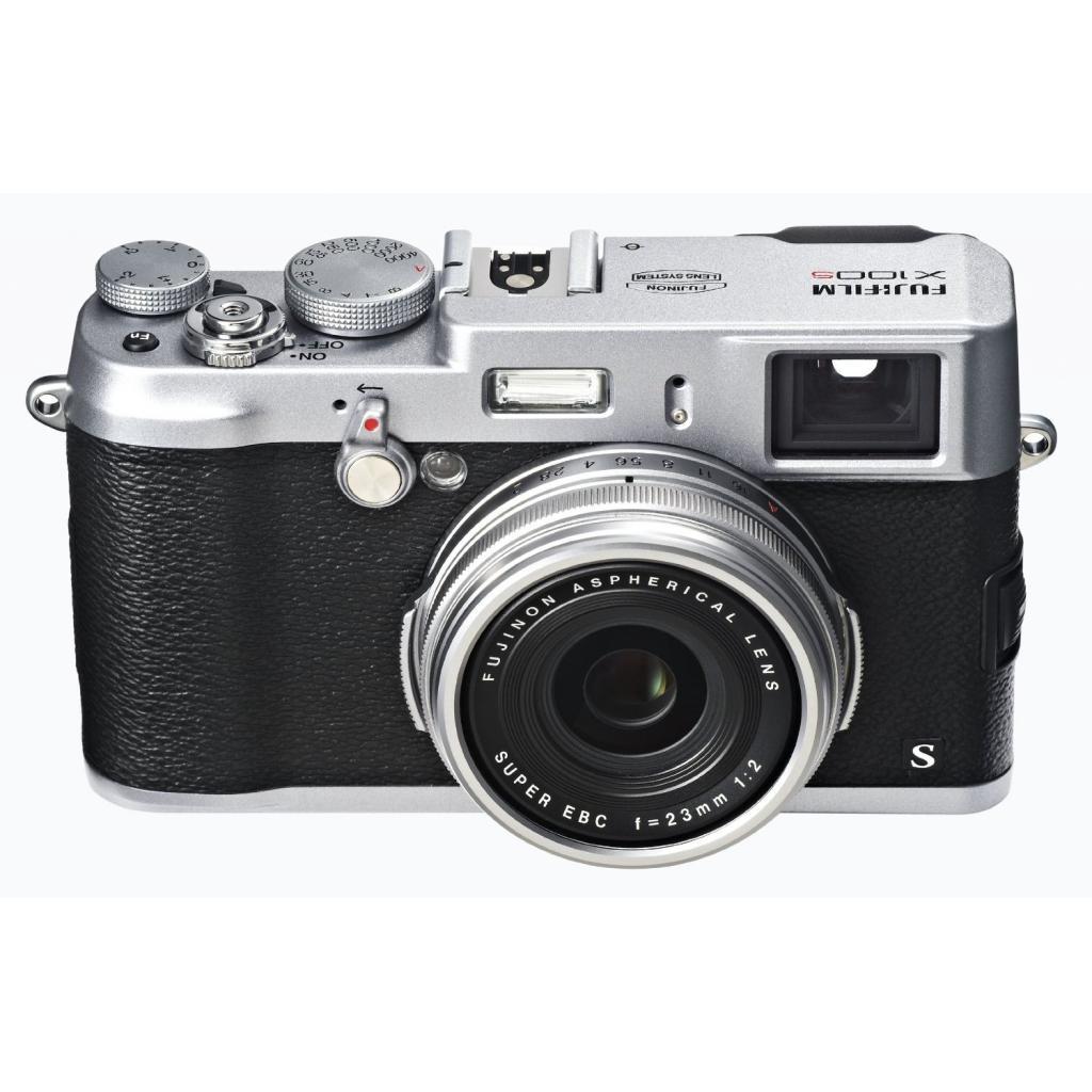 Цифровой фотоаппарат Fujifilm FinePix X100S (16321107) изображение 2