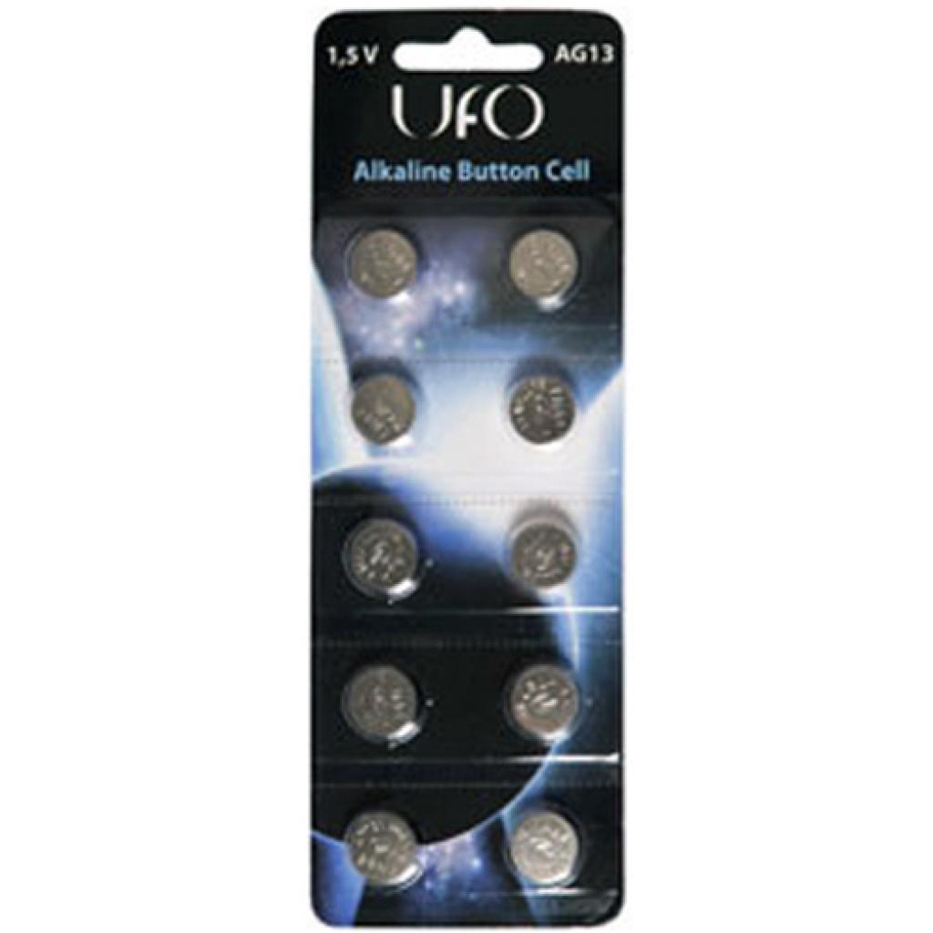 Батарейка UFO AG13 час. UFO (V357) * 10 (AG13 C10)