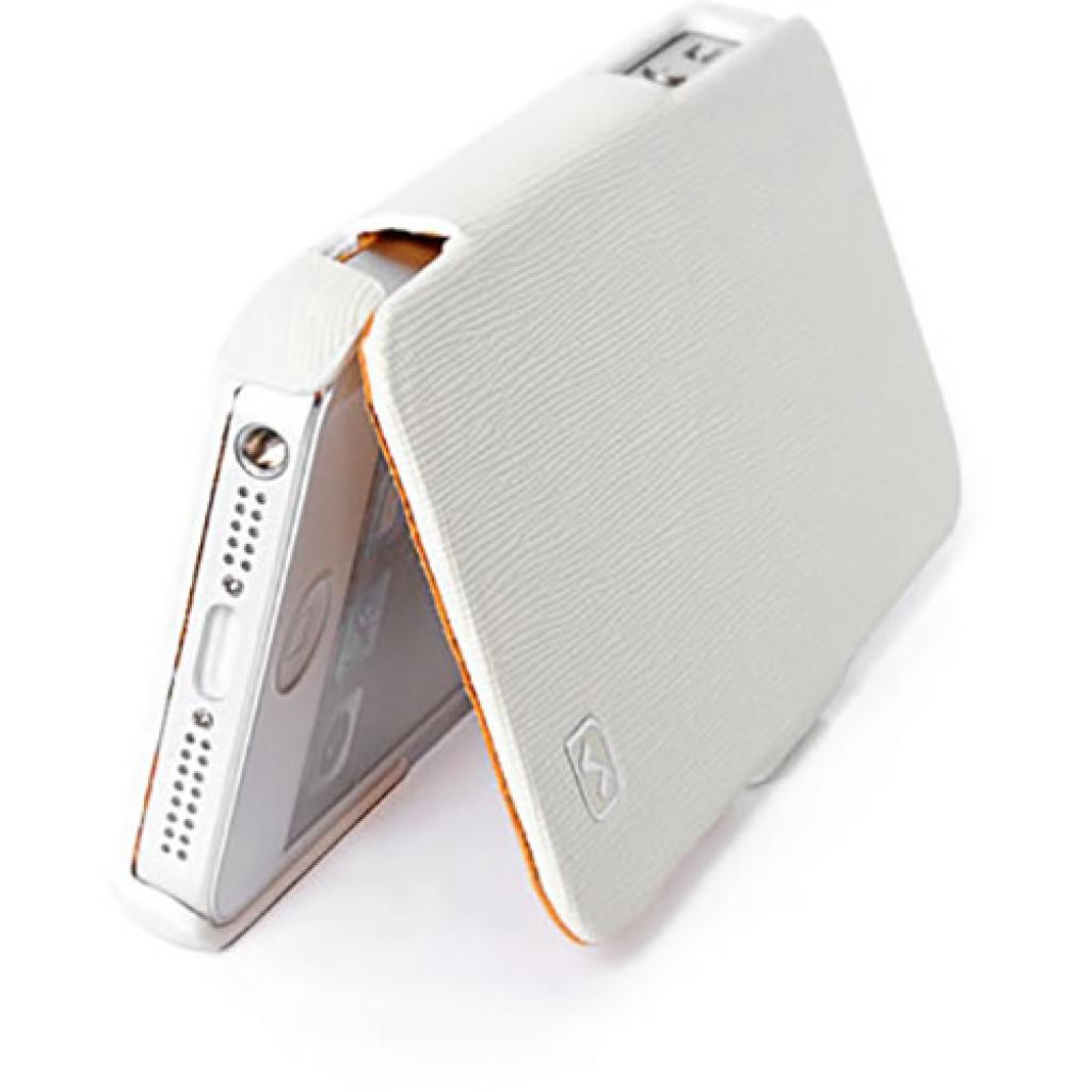 Чехол для моб. телефона HOCO для iPhone 5 /Baron (HI-L014 White) изображение 3